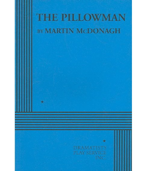 Pillowman -  by Martin McDonagh (Paperback) - image 1 of 1