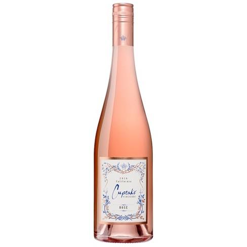Cupcake Rose Wine - 750ml Bottle - image 1 of 1
