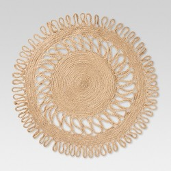 Natural Kitchen Textiles Decorative Charger - Threshold™