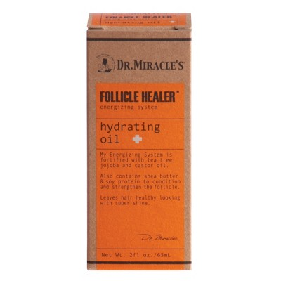 Dr Miracle S Follicle Healer Hydrating Oil 2 Fl Oz Target