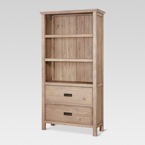 Gilford Bookcase With Drawers