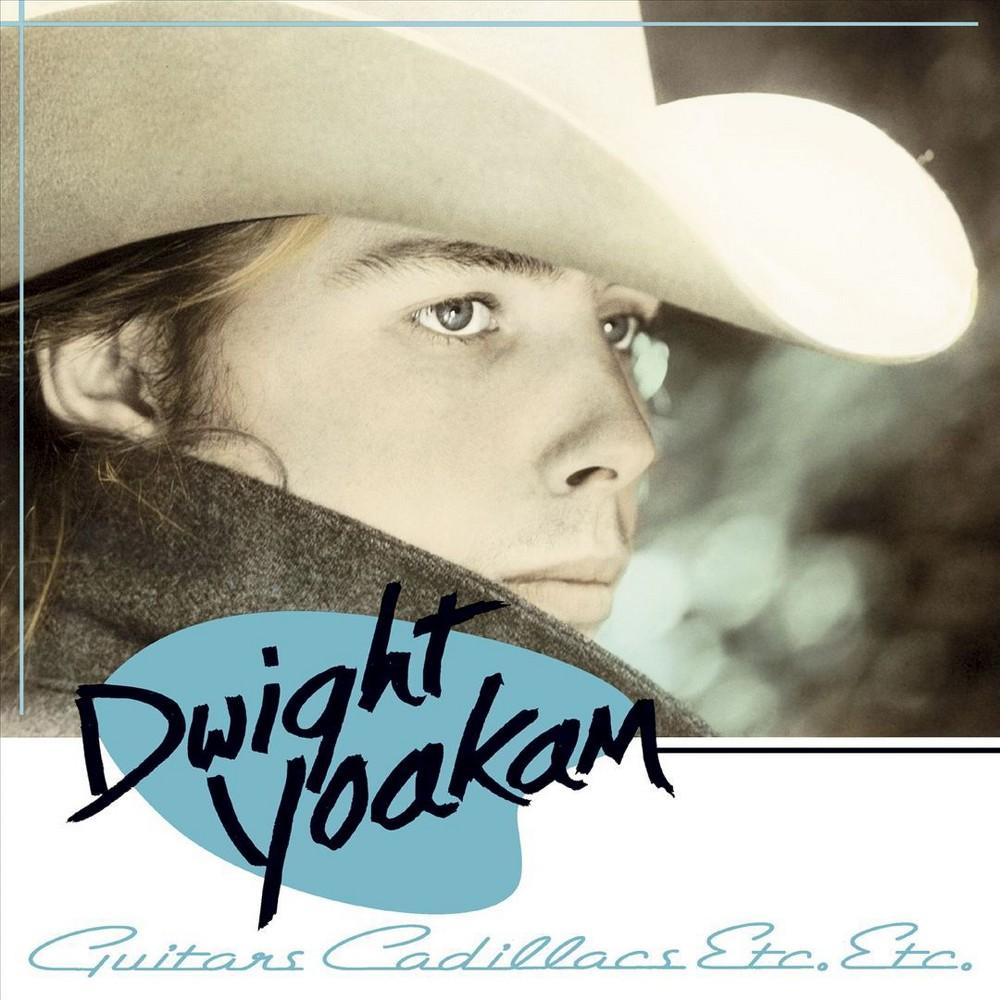 Dwight Yoakam - Guitars Cadillacs Etc (CD)