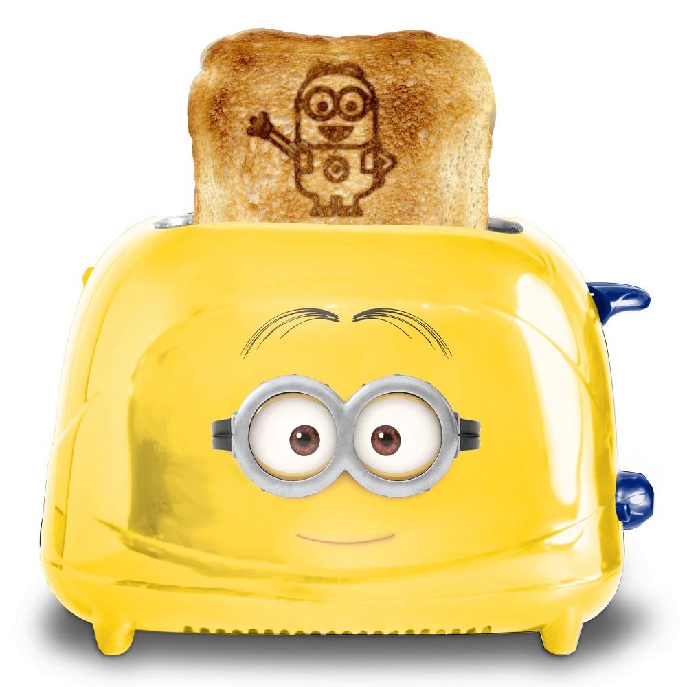 Image of Minions Dave Elite Toaster, Yellow