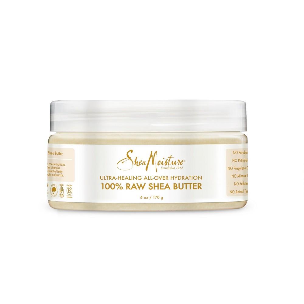 SheaMoisture 100% Raw Shea Butter - 6oz