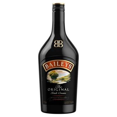 Baileys Irish Cream Liqueur - 1.75L Bottle