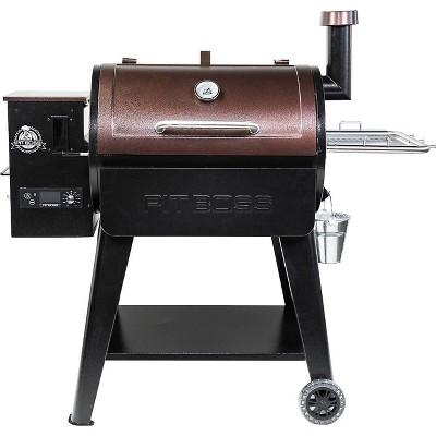 Pit Boss 820D3 Wood Pellet Grill 10514 Brown