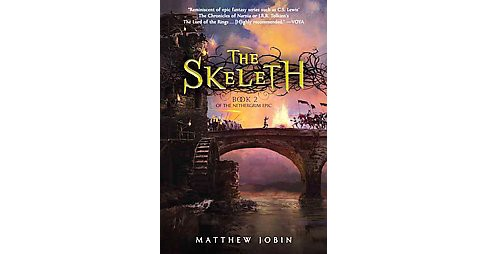 Skeleth (Hardcover) (Matthew Jobin) - image 1 of 1