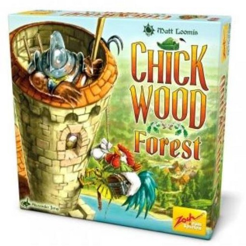Chickwood Forest Board Game - image 1 of 1