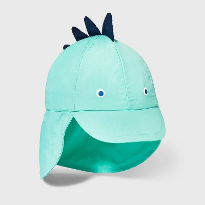 Baby Boys' Dino Swim Hat - Cat & Jack™ Green