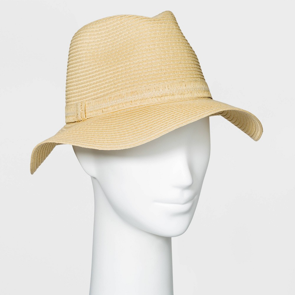 Cheap Women' Packable Eential  Panama Hat - A New Day™ Natural
