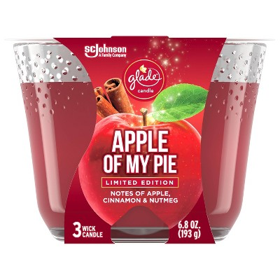 Glade Candle - Apple of My Pie - 6.8oz