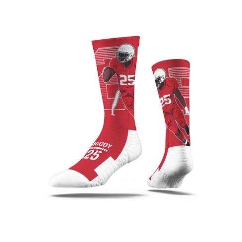 39f54af8 NFL Buffalo Bills LeSean McCoy Premium Player Sock