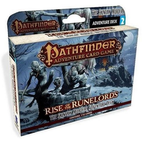 Rise of the Runelords #2 - The Skinsaw Murders (2nd Printing) Board Game - image 1 of 1
