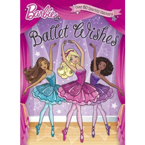 Ballet Wishes - (Hologramatic Sticker Book) (Paperback) - image 1 of 1