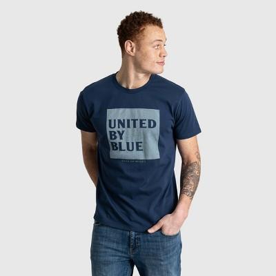 Men's United By Blue Organic Make an Impact Short Sleeve Graphic T-Shirt