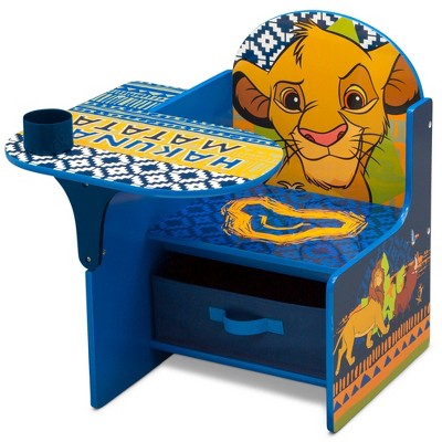 Disney The Lion King Chair Desk with Storage Bin - Delta Children