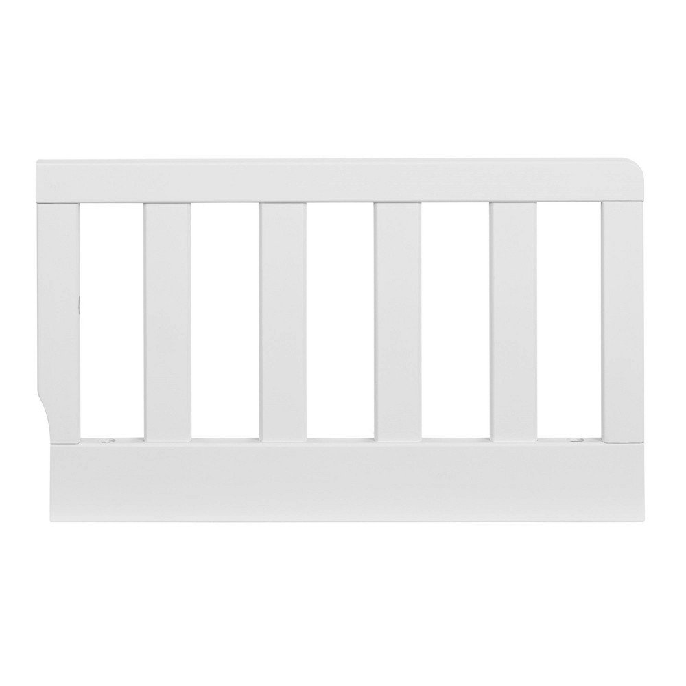 Cheap Oxford Baby Baldwin and Harper Toddler Bed Guard Rail - Snow