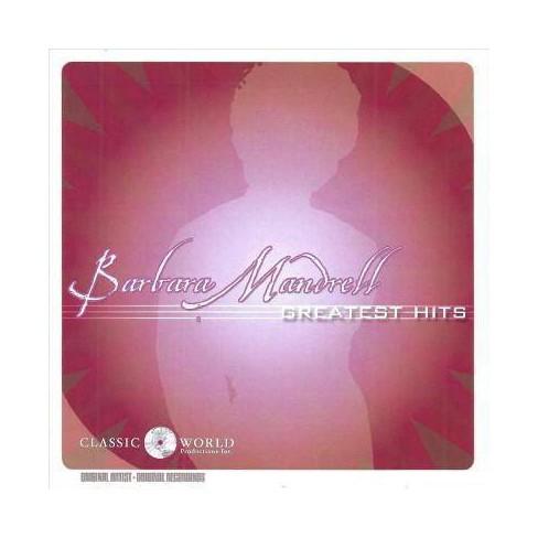Barbara Mandrell - Greatest Hits (CD) - image 1 of 1