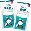 Barker Creek 60pc Sea and Sky Peel and Stick Pockets Multi Design Set - image 3 of 3