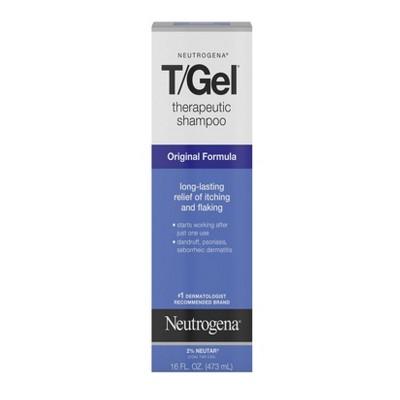Neutrogena T/Gel Original Formula Therapeutic Shampoo - 16 fl oz
