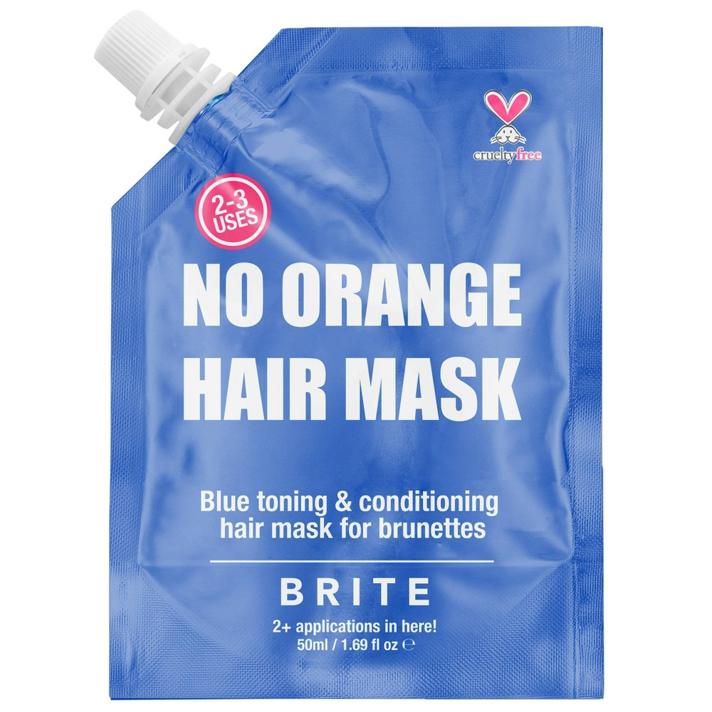 Image of Brite No Orange Hair Mask - 1.69 fl oz