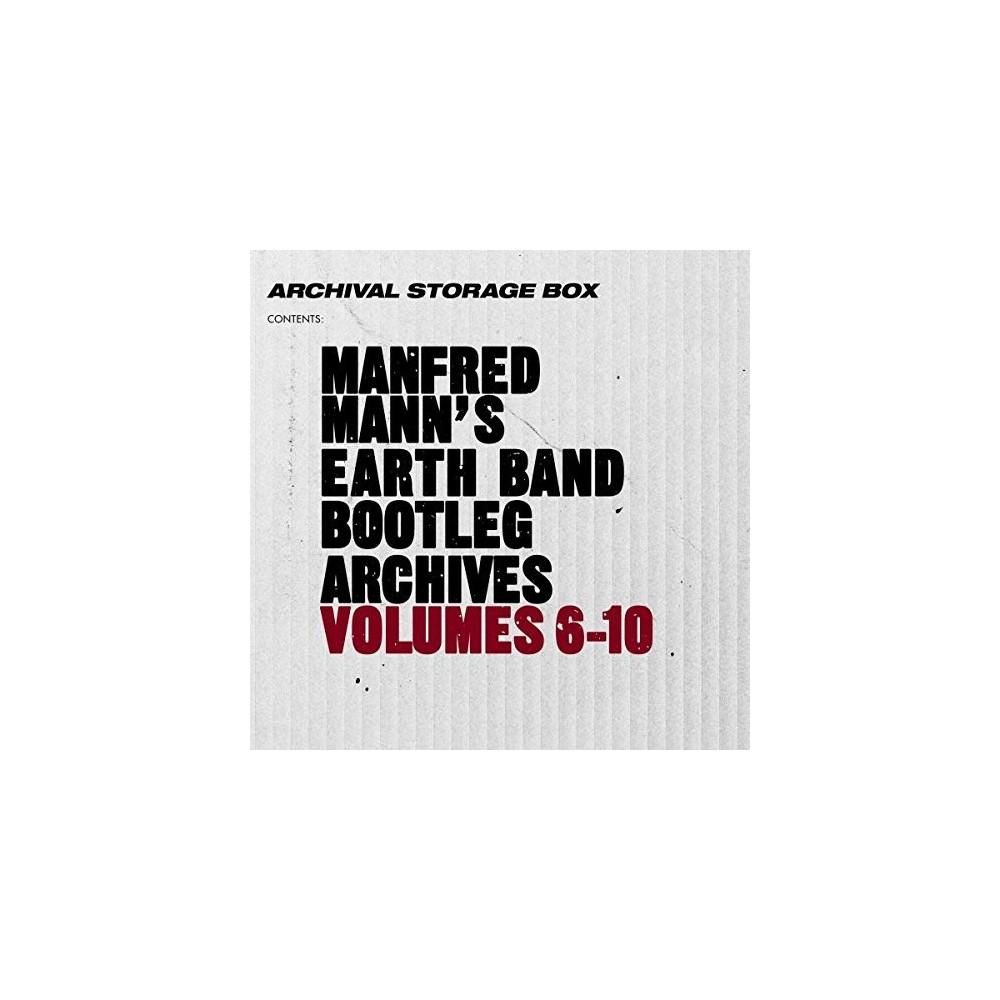 Manfred's Eart Mann - Bootleg Archives Volumes 6-10 (CD)