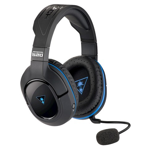 10a003c77b4 Turtle Beach® Stealth 520 PlayStation 4 Gaming Headset : Target
