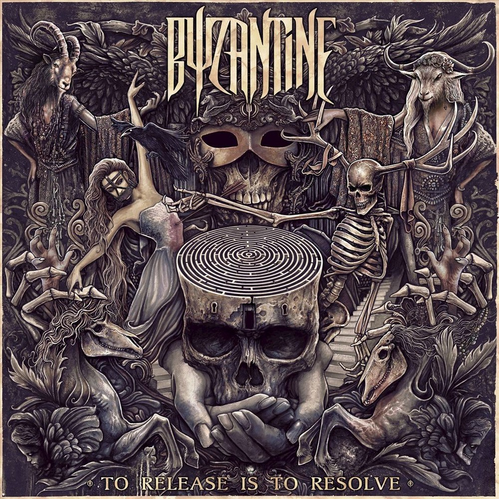 Byzantine - To Release Is To Resolve (CD)