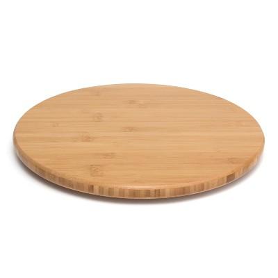 Lipper International® Bamboo Turntable 16