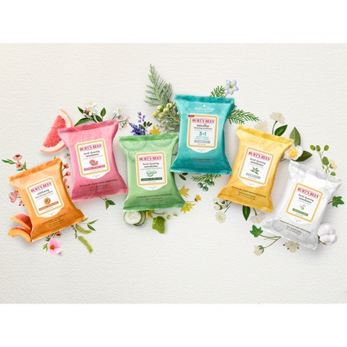 Micellar Cleansing Towelettes by Burt's Bees #21