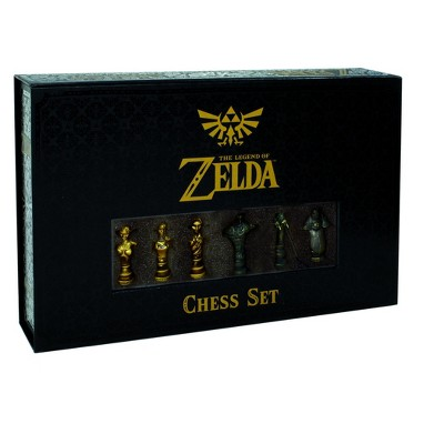 The Legend of Zelda™ Chess Set Game