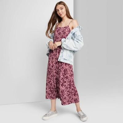 Women's Sleeveless Airy Woven Dress - Wild Fable™