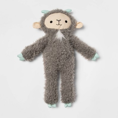 Goat Gray Dog Toy - Boots & Barkley™