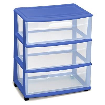 Utility Storage Carts Blue - Room Essentials™
