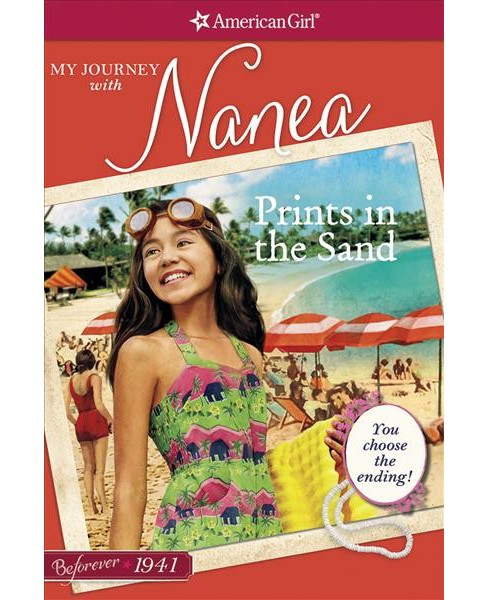 Prints in the Sand : My Journey With Nanea (Paperback) (Erin Falligant) - image 1 of 1