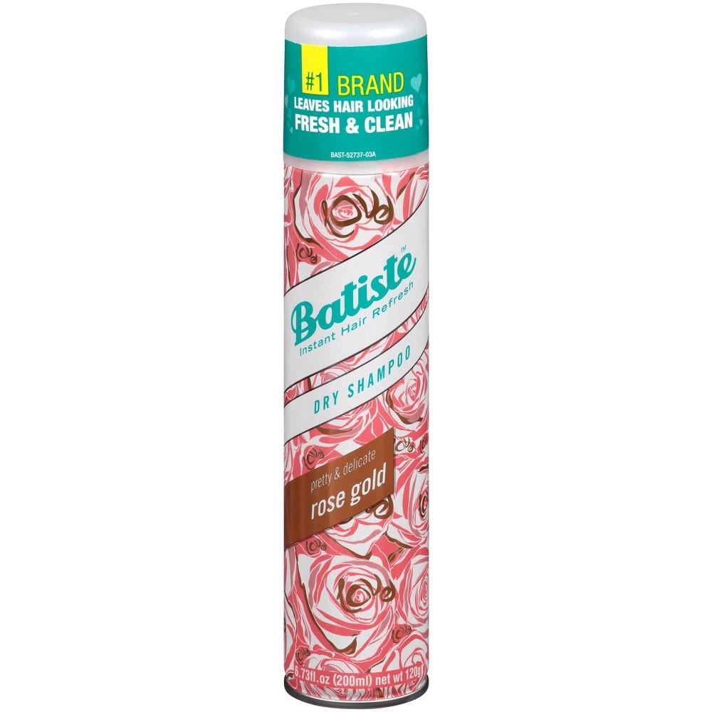 Image of Batiste Instant Refresh Rose Gold Dry Shampoo - 6.73 fl oz