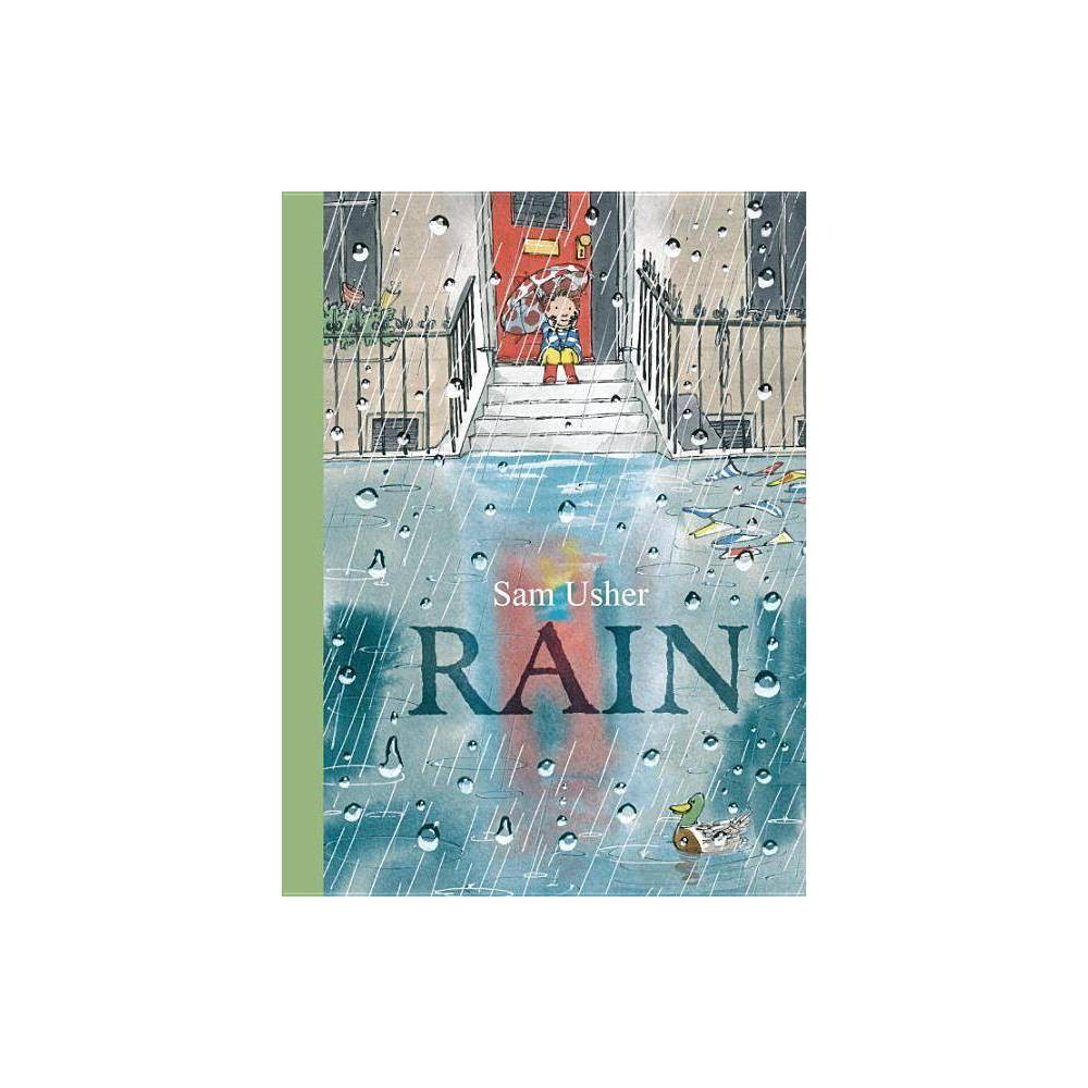 Rain Seasons With Granddad By Sam Usher Hardcover