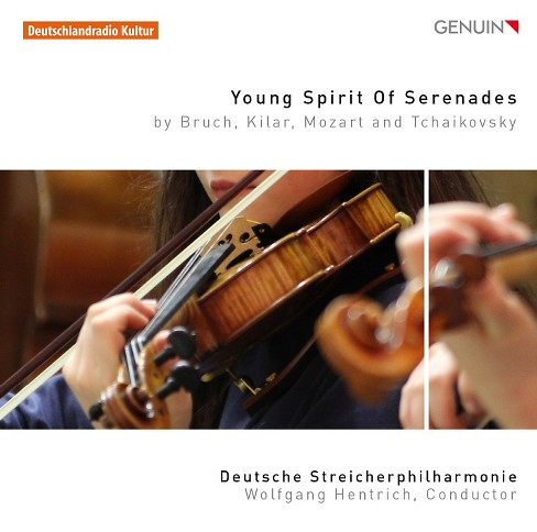 German philharmonic - Young spirit of serenades (CD) - image 1 of 1