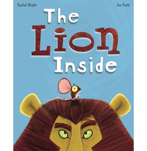 Lion Inside (School And Library) (Rachel Bright) - image 1 of 1
