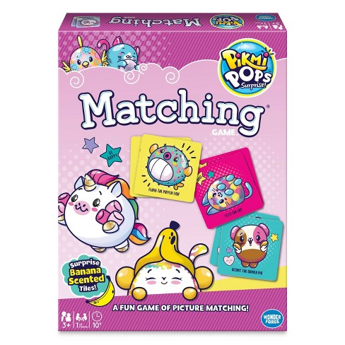 Pikmi Pops Matching Game - image 1 of 4