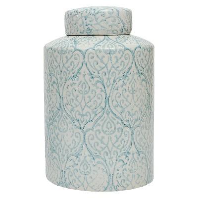 Ceramic Ginger Jar (13 )
