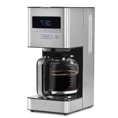 Vinci Auto Pour-Over 12-Cup Coffee Maker - Black