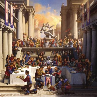 Logic - Everybody [Explicit Lyrics] (CD)