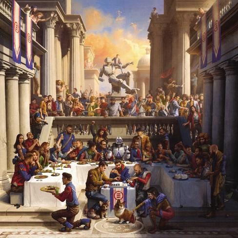 Logic - Everybody [Explicit Lyrics] (CD) - image 1 of 1