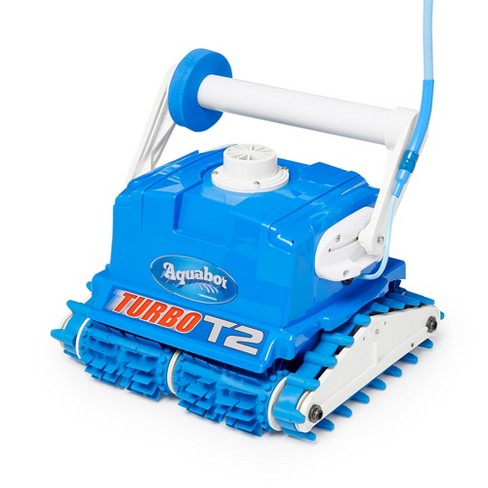 Aquabot Turbo T2 ABTURT2R1 In Ground Automatic Robotic Swimming Pool Cleaner - image 1 of 4