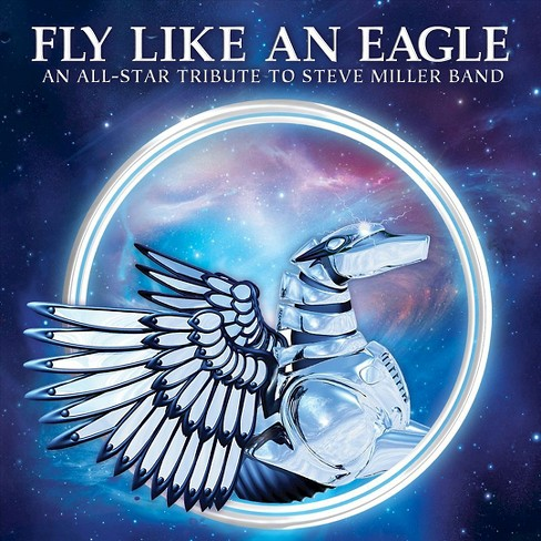 Various - Fly like an eagle:All star tribute (CD) - image 1 of 2