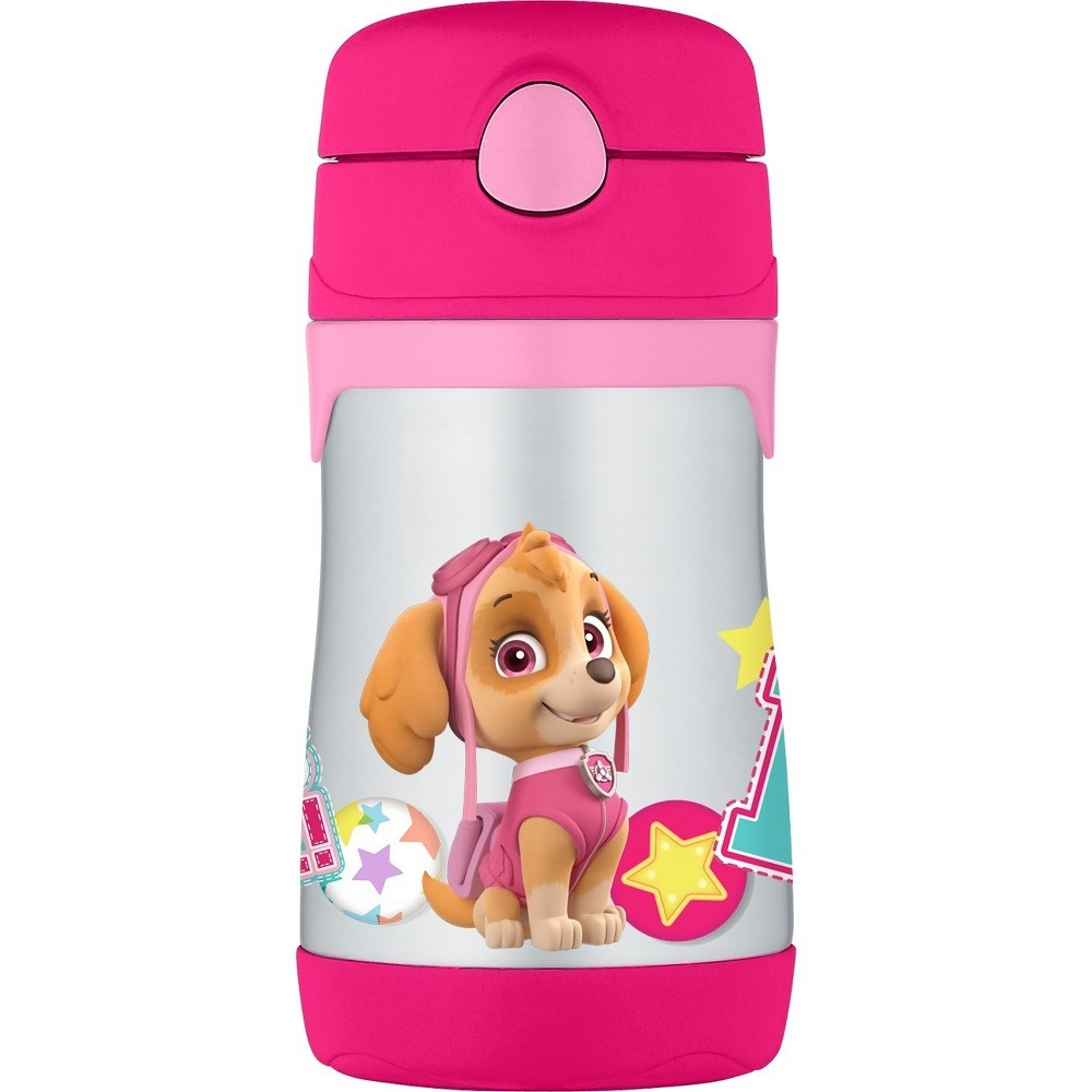 Thermos Insulated PAW Patrol Bottle 10oz - Pink Thermos Insulated PAW Patrol Bottle 10oz - Pink