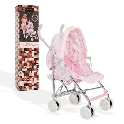 FAO Schwarz Baby Stroller