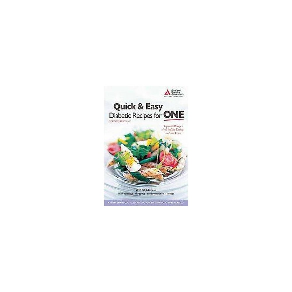Quick & Easy Diabetic Recipes for One (Paperback) (Kathleen Stanley)
