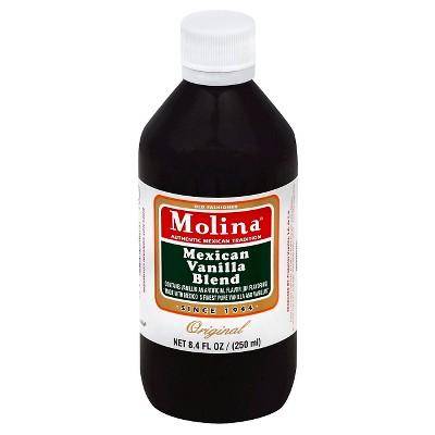 Molina Original Vanilla Blend 8.1oz
